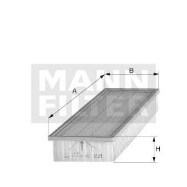 Filtro abitacolo per Volvo MANN filter CUK2184 ( Rif. Volvo 8143691 )