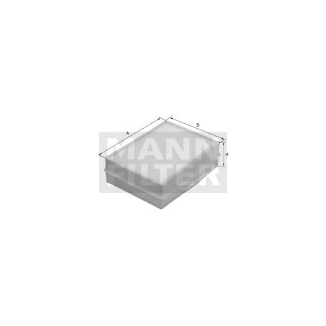 Filtro abitacolo Scania MANN filter CU1722 ( Rif. Scania : 1379952 1420197 1913503 )