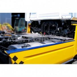Coppia copri carena Renault Magnum