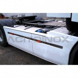 Coppia copri carena + fasce carena Renault Premium