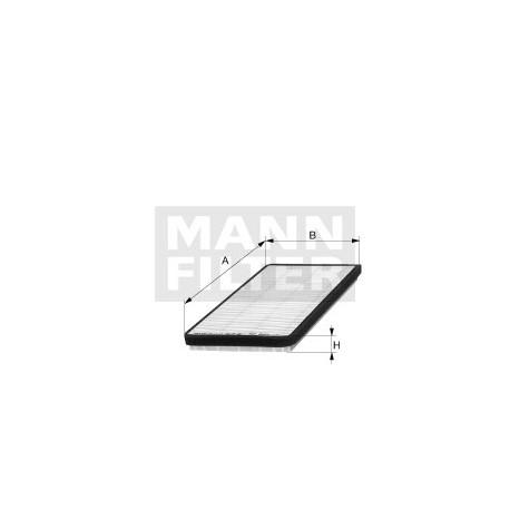 Filtro abitacolo Mercedes Benz (MANN filter)