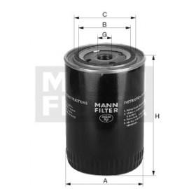 Filtro olio Scania Volvo (MANN filter)
