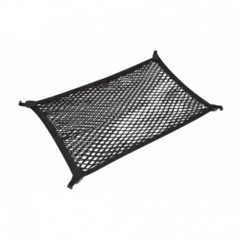 Net-System-2, doppia rete fermacarichi elasticizzata - 80x60 cm
