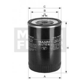 Filtro carburante Daf / Iveco (MANN filter)