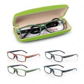 Caravaggio, occhiali da lettura - Kit 24 pezzi assortimento base