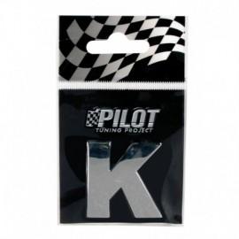 3D Letters Type-3 (28 mm) - K