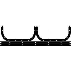 Kit guarnizione coppa olio Scania serie 4