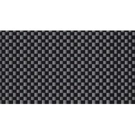New-look, pellicola cm 48x60 - Carbon-fibre - Nero