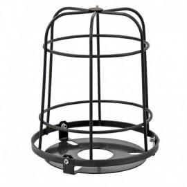 Griglia di protezione per lampada rotante
