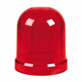 Calotta ricambio per lampade rotanti art. 72999 / 73001 - Rosso