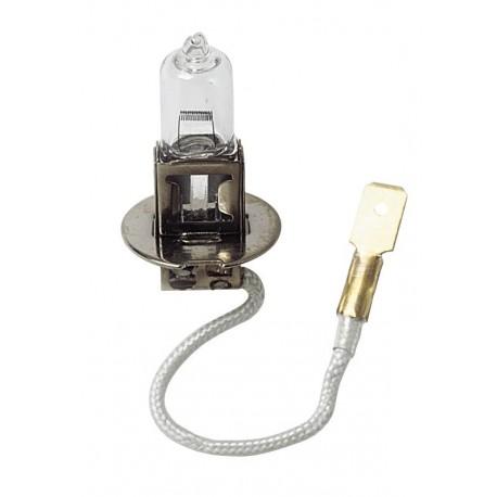 24v lampada alogena h3 70w pk22s 1 pz scatola for Lampada alogena