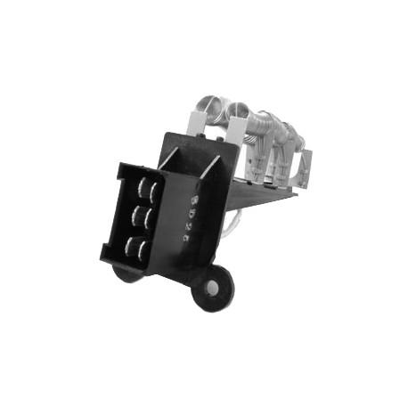 Resistenza motorino ventilatore Scania serie 4
