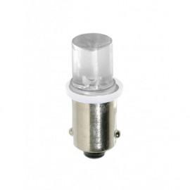 24V Micro lampada 1 Led - (T4W) - BA9s - 2 pz - D/Blister - Bianco