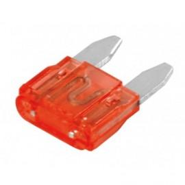 Set 100 micro fusibili lamellari, 12/32V - 10A