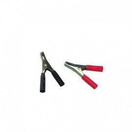 Coppia pinze batteria - 10 cm - 60A