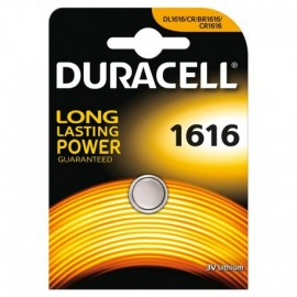 """Duracell Elettronica, """"1616"""", 1 pz"""