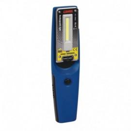 GL-6, lampada ispezione ricaricabile a LED COB - 12/24/230V