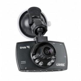 DVR-4, telecamera veicolare 1080p con park assit - 12/24V