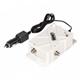 Amplificatore antenna TV, 12/24V