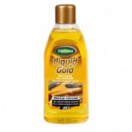 Liquid Gold, shampoo autoasciugante per auto - 1000 ml