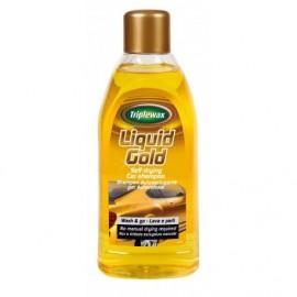 Liquid Gold, shampoo autoasciugante per auto - 500 ml