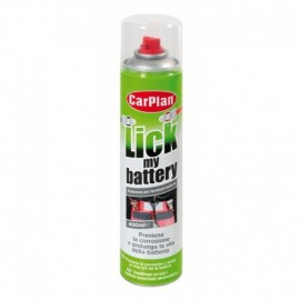 Lick my battery, protezione per morsetti batteria - 400 ml