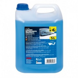 Liquido detergente cristalli (-6°C) - 5000 ml