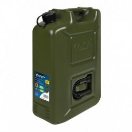 Tanica carburante in polietilene, modello militare - 20 L