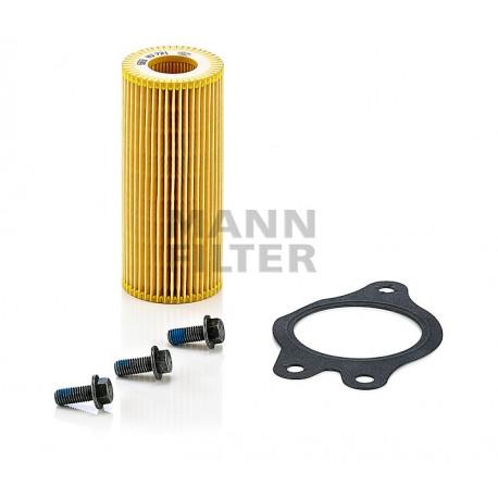 Filtro olio cambio Mann Filter HU721XKIT Rif. Volvo 85104633