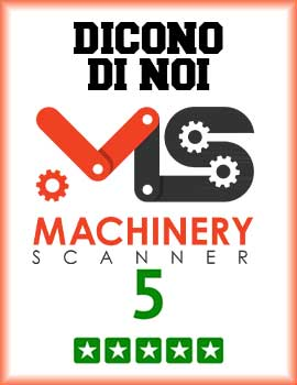 Machinery Scanner